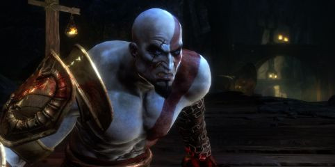 God of War 3 Demo pics (2)