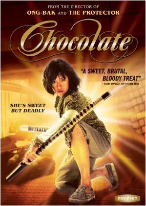 Chocolate (1/2)